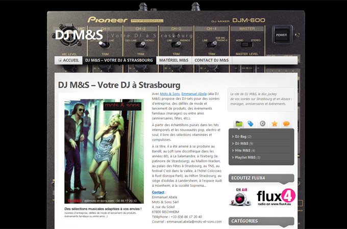 DJ M&S