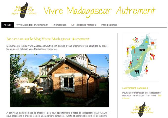 Vivre Madagascar Autrement