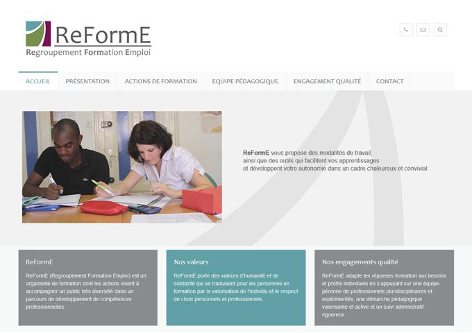 ReFormE – organisme de formation professionnelle