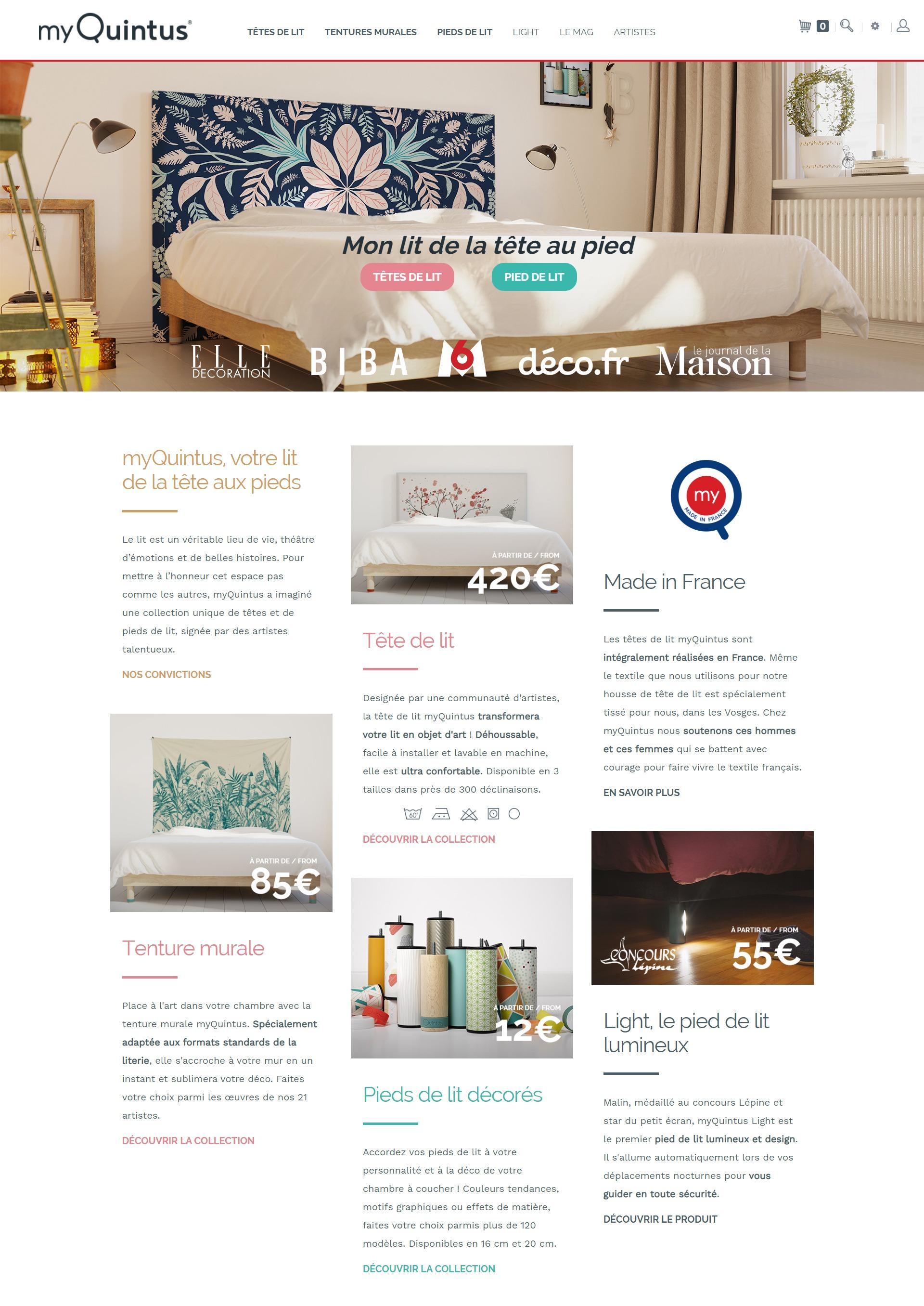campagne SEO et rédaction web e-commerce